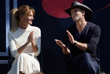 Tim McGraw, Faith Hill Announce Nashville Soul2Soul Dates | Country Music Today | Scoop.it