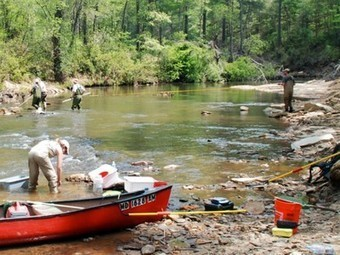55 percent of U.S. rivers and streams are in poor condition, says EPA | Drinking Water Contamination | Scoop.it