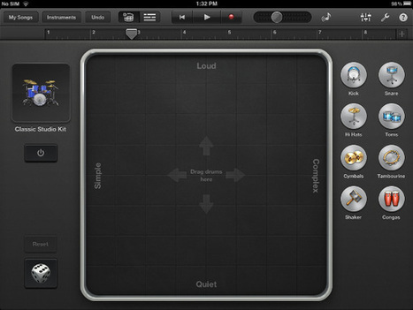 Extensive Garageband iPad Tutorial | iPadableiPadable | Curtin iPad User Group | Scoop.it