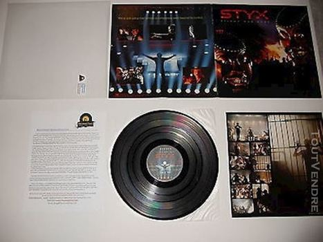 Styx Kilroy was Here 1983 Japan 1st EXC Analog Press ULTRASO | Kilroy Was Here | Scoop.it