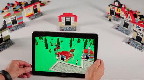 Lego apuesta por sets con realidad aumentada - TN.com.ar | LEGO SERIOUS PLAY & tuXc Coaching | Scoop.it