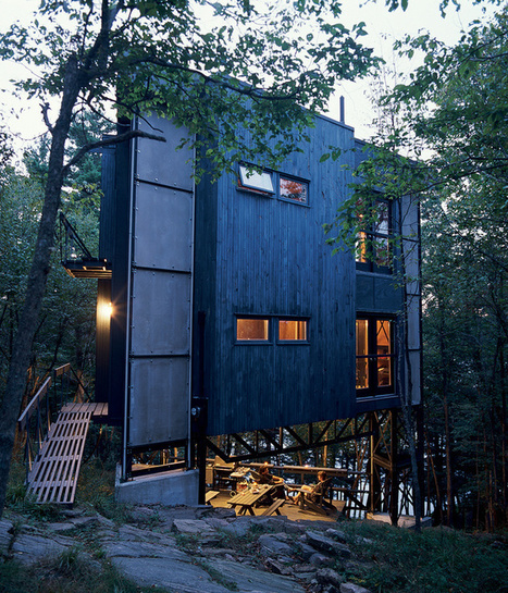 10 Noteworthy Sustainable Homes | What Surrounds You | Scoop.it
