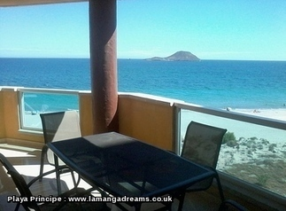 3 Bedroom Apartments In Spain With wifi Private Pool | Holiday Apartment Rentals In La Manga Strip, Murcia, Spain | Scoop.it