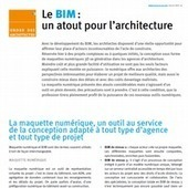 Le BIM : un atout pour l'architecture — Architectes.org | architecture-bim-hmonp | Scoop.it