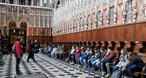 Une jolie visite culturelle à Albi | Collège Pierre Darasse | Scoop.it