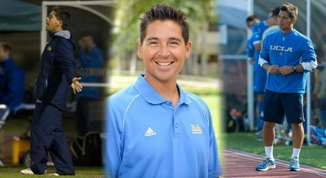 Eddie Soto Named Head Men's Soccer Coach | Soccer | Scoop.it