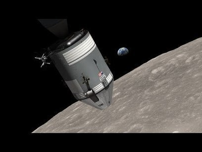NASA | Earthrise: The 45th Anniversary | Videos That Make You Happy, Sad and Feel Good | Scoop.it