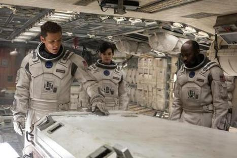 """Interstellar's """"Lost"""" Chapter: What Is the Meaning of """"Bermondsey""""? 