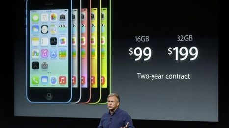 Apple's iPhone 5C To Make Dent In Latin American Market? - Fox News Latino | International marketing | Scoop.it