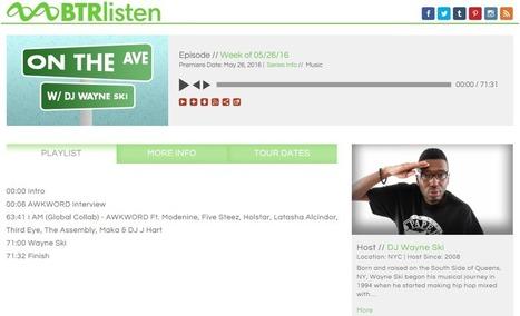 'Can't Miss' AWKWORD Interview with DJ Wayne Ski on BTRToday   AWKWORD   Important, Re AWKWORD   Scoop.it