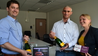 Oenojet lance la livraison de vin personnalisée | Le vin quotidien | Scoop.it