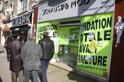 Péril sur les commerces de centre-ville | Ouest France Entreprises | E-commerce & Small Shops | Scoop.it