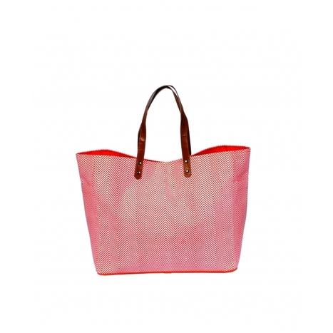 Wavy Twill - Orange | Fashion Bags For Women | Scoop.it