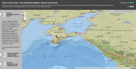 Crisis in the Crimea: The Showdown Between Ukraine and Russia | Geography Education | Scoop.it