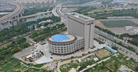 This New University Building Looks Like A Giant Toilet | Strange days indeed... | Scoop.it