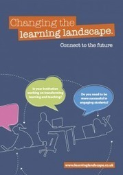 Changing the Learning Landscape? | Jisc Digital Student | Continuing Education | Scoop.it