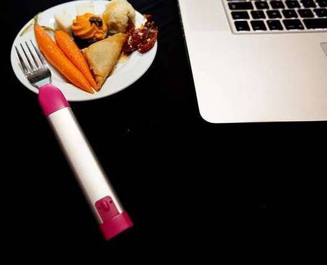 CES 2013: Smart Fork Tracks Your Eating Habits : Discovery News   Gizmos and gadgets   Scoop.it