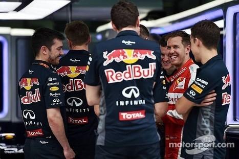 Vettel: Ferrari better than 2014 Red Bull | F 1 | Scoop.it