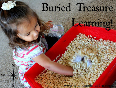 Treasure Hunt Game | How to Make Learning Fun | Scoop.it