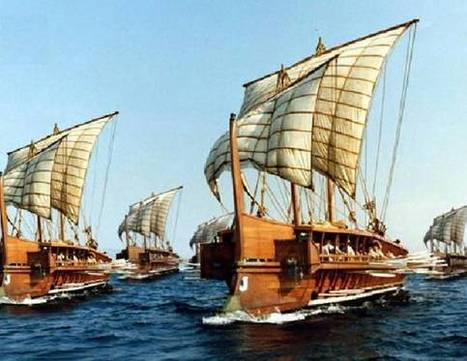 Greece: scientists search wood used for ancient triremes - ANSAmed | Ancient Greece | Scoop.it