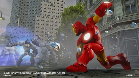 GAME BOQ || COMPUTER GAME REVIEW: THE AVENGERS - DISNEY INFINITY - MARVEL SUPER HEROES (2.0 EDITION) | Gaming | Scoop.it