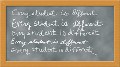 20 Web Articles & Videos Explaining Differentiated Instruction | Visual*~*Revolution | Scoop.it