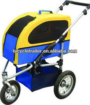 Pet Dog Stroller Jogger - Buy Pet Stroller Dog Cat Puppy Trolly Jogger Carrier,Foldable Frame Pet Jogger,Pet Jogger Fit For Medium Dog Pet Jogger Product on Alibaba.com | Dog Strollers For Small Dogs | Scoop.it