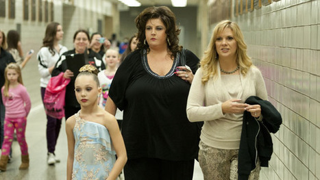 Lifetime's 'Dance Moms' - The Hollywood Reporter | tanssi | Scoop.it