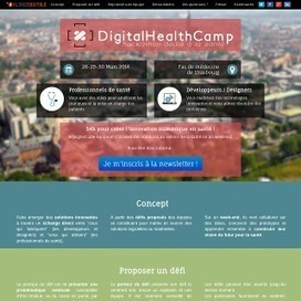DigitalHealthCamp : 54h pour innover en santé | health 20 | Scoop.it