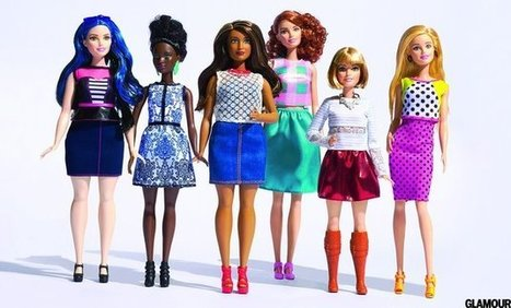 Barbie Gets The Makeover She's Needed For Decades   Daily News Reads   Scoop.it