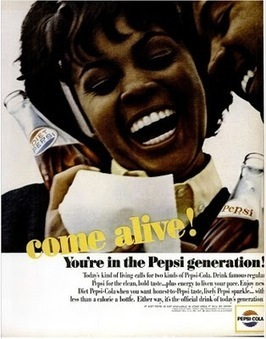 The Maybelline Story: Maybelline targets the African American market, in the 1960's. | African fashion and beauty | Scoop.it