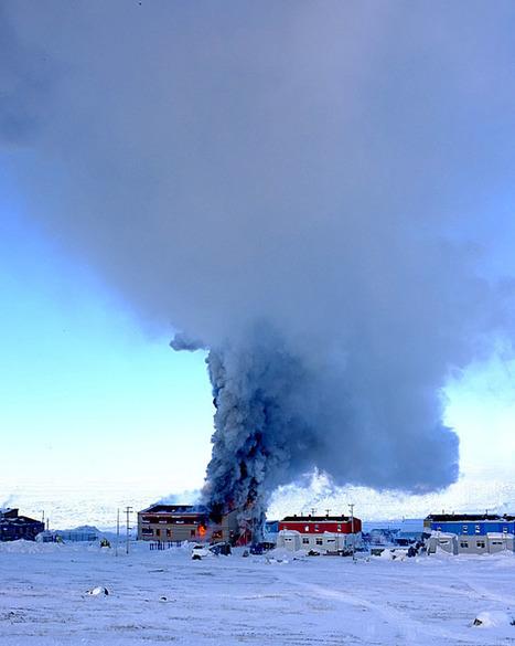 Quebec pledges funds to rebuild Nunavik school - Nunatsiaq News   Inuit Nunangat Stories   Scoop.it