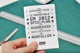EM Spielpläne mit grafischem Anspruch | Brandsupply Germany | Grafikdesign bei Brandsupply | Scoop.it