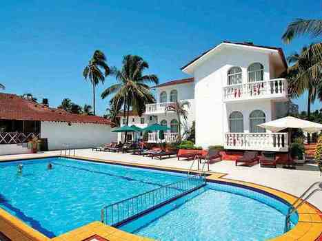 Affluent 3 Star Resorts in Goa for Holiday Stay | Hotels and Beach Resorts in Goa | Scoop.it