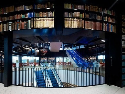 India Art n Design Global Hop : Birmingham's New Library | Creativity in the School Library | Scoop.it