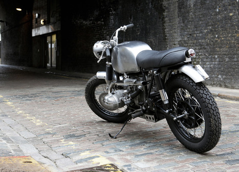 BMW UM-2 SCRAMBLER by UNTITLED MOTORCYCLE | BMW Classic | Scoop.it