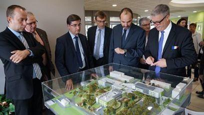 Inauguration du pôle gérontologique de Vienne - Département de l'Isère   IsèreADOM   Scoop.it