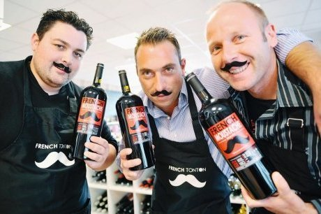 Du vin moustachu à Auch : la « French Touch » | Marketing et vin | Scoop.it