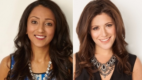 BaubleBar Co-Founders Amy Jain and Daniella Yacobovsky on the Importance of Relying on Your Community | Secrets of Success for Women Entrerpreneurs | Scoop.it