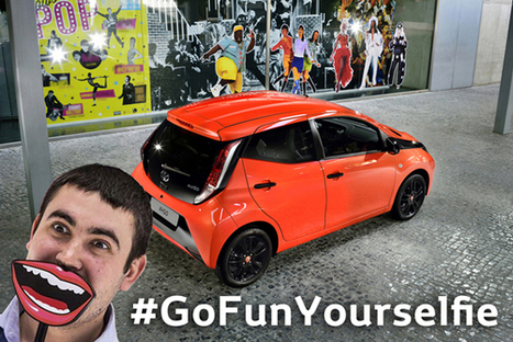 Go Fun YourSelfie and win a fun weekend in Rotterdam! « Toyota UK news, reviews, video and pictures | Suzuki Advertising | Scoop.it