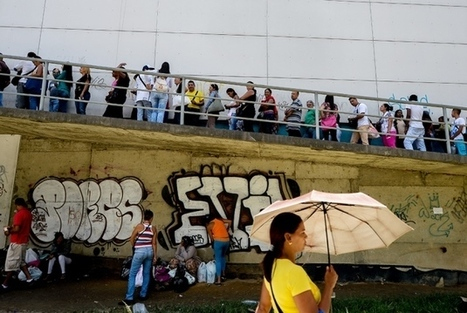 Science under siege: how Venezuela's economic crisis is affecting researchers | Higher Education and academic research | Scoop.it