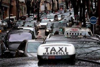 Les taxis de Corse-du-Sud appellent à manifester | Taxi conventionné idf | Scoop.it