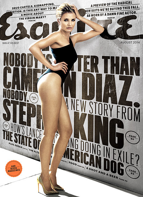 Cameron Diaz to strip down for her upcoming movie :Sex Tape | Filmi Gossip | Scoop.it