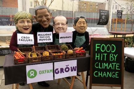 Le réchauffement rend incertain la sécurité alimentaire mondiale | Toxique, soyons vigilant ! | Scoop.it