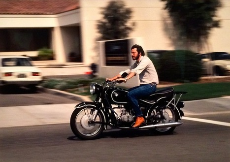 1981 Photograph of Steve Jobs Evokes 'American Cool' in Smithsonian Exhibit   News around the web   Scoop.it