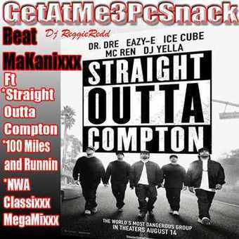 GetAtMe - GetAtMe3PcSnack ft NWA Classics | GetAtMe | Scoop.it