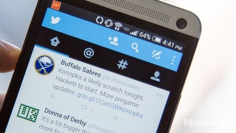 Report: Twitter looking to expand 140-character limit | iPhones and iThings | Scoop.it