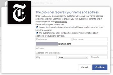 How The New York Times is Acquiring Subscribers Through Google Play Newsstand   Digital Publishing of all types   Scoop.it