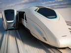 Non-stop high-speed train concept excites and terrifies in equal measure | UtopianDynamics | Scoop.it