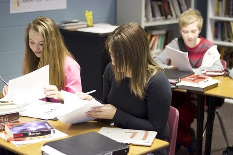 Why I Use the Article of the Week in My Elective Classes   Teaching the Core   Cool School Ideas   Scoop.it
